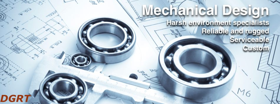 Mechanical Designs for harsh environments