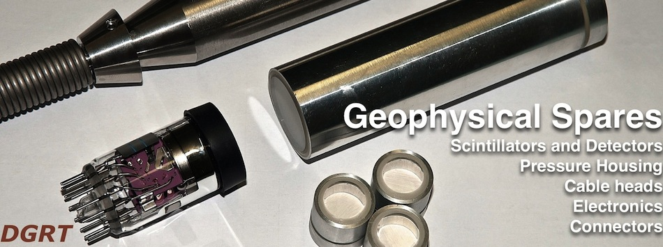 DGRT and Geophysical spare parts and servicing